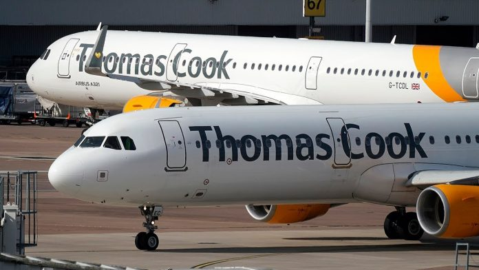 Thomas Cook customers were uninsured