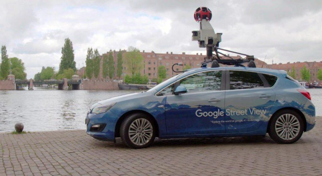 Google Street View Stalker - Google Street View Car